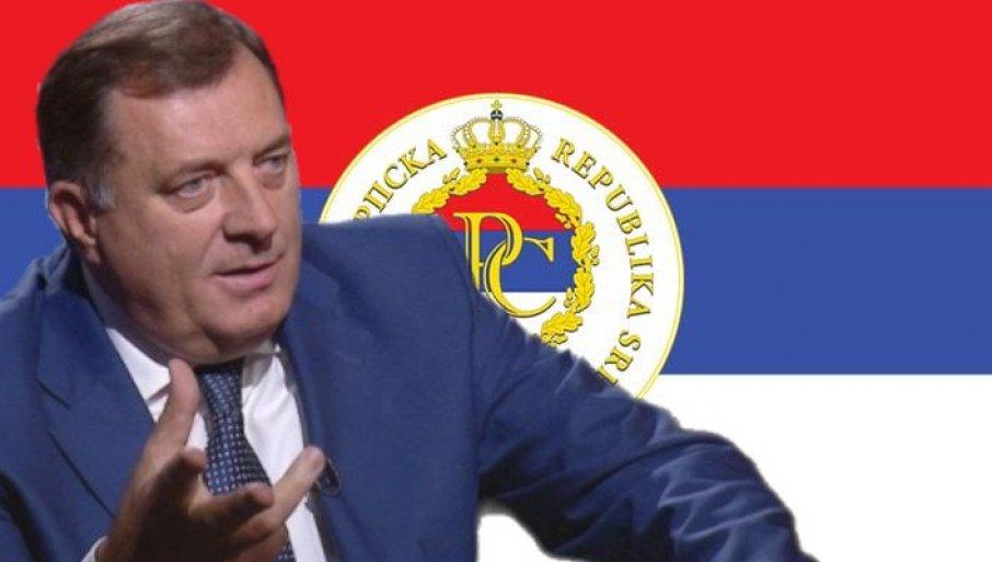 MAT SARAJEVU I INCKU! Dodik poručio: MUP Srpske će sprečiti hapšenje svojih građana