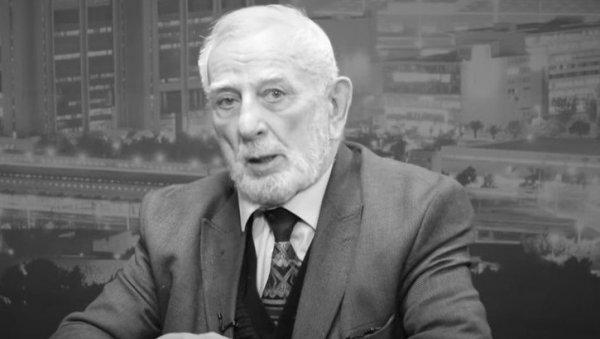 ПРЕМИНУО ЈОВАН И. ДЕРЕТИЋ: Његове теорије изазивале            бројне контроверзе, тврдио да су Срби на Балкану два            миленијума