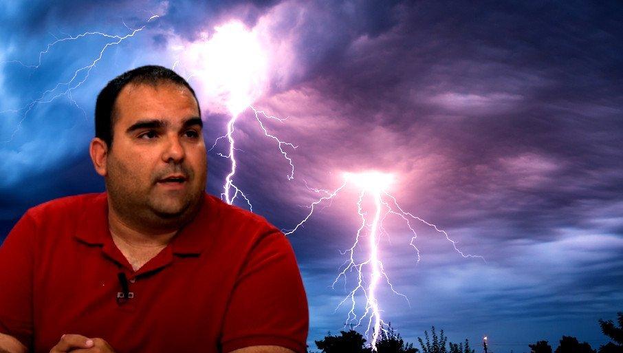 SLEDI DRASTIČNO POGORŠANJE VREMENA: Meteorolog Đorđe Đurić najavio kišu i grmljavinu