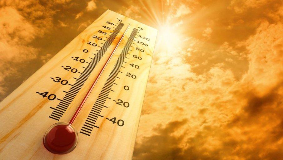 VREMENSKA PROGNOZA ZA SUBOTU, 31. JUL: RHMZ objavio upozorenje zbog vrućine, popodne moguće osveženje