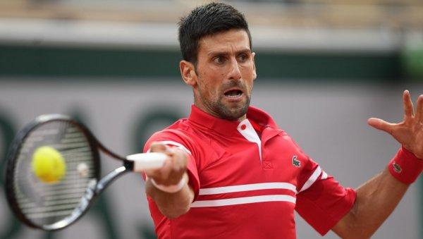 (LIVE) ĐOKOVIĆ - BERETINI: Novak secured the tie-break of the fourth set