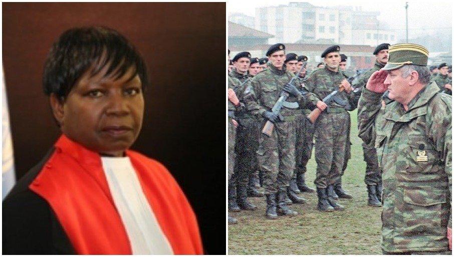 IZDVOJENO MIŠLJENJE SUDIJE NIJAMBE: Ratko Mladić imao legitiman cilj odbrane srpskog naroda od genocida