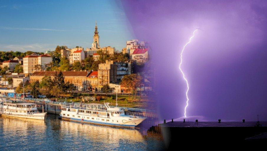 STIŽE NAM TOPLI TALAS, PA NOVO ZAHLAĐENJE: Objavljena vremenska prognoza za narednih 5 dana