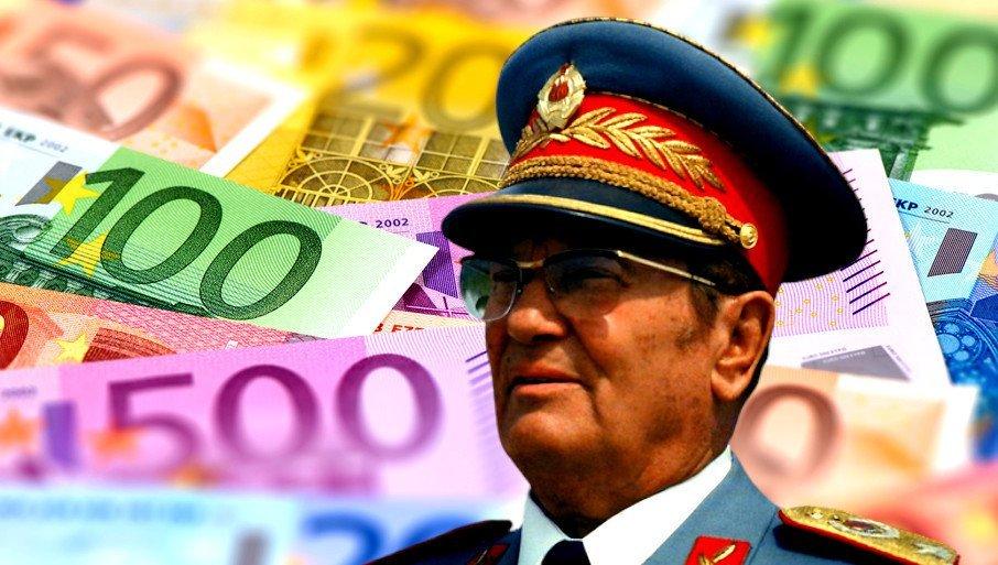 JUTROS PLAĆENA RATA TITOVOG DUGA: Srbija izdvojila dvadeset miliona evra iz budžeta zbog kredita iz vremena SFRJ