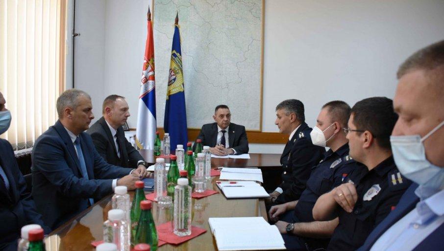 VULIN: Državno rukovodstvo na čelu sa predsednikom Vučićem posvećeno jednakom razvoju svih delova Srbije