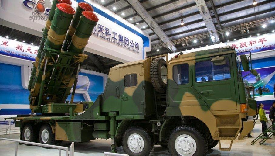 """NOVOSTI OTKRIVAJU: Stižu nam kineske rakete i ubojitiji """"pancir"""", prva baterija sistema PVO FK-3 biće isporučena do kraja godine"""