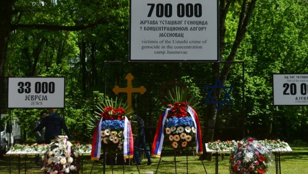 СРАМНИ ПОКУШАЈ: У српском Музеју геноцида умањују страдања Срба