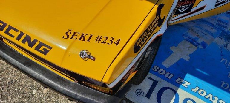 108046 aleksandrovac sekijevo ime i broj 234 ispisano na trkackim automobilima 4 foto fb iff