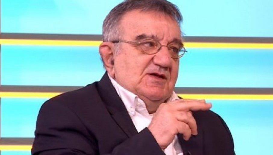 """""""MNOGI MISLE DA SAM LUD!"""" Doktor Voja Perišić progovorio o studiji koju je radio za vreme bombardovanja"""