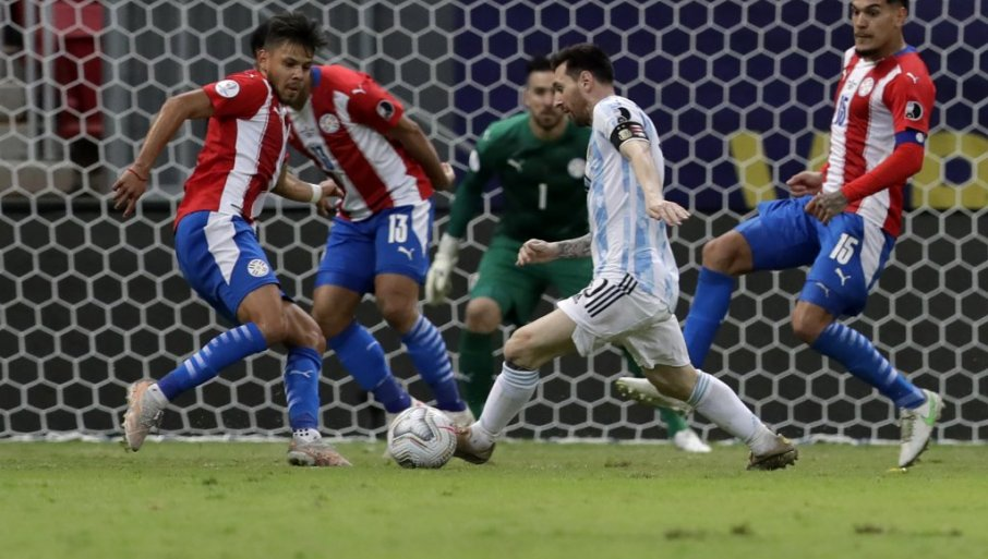 KOPA AMERIKA: Argentina pobedila Paragvaj, Mesi se izjednačio sa Maskeranom