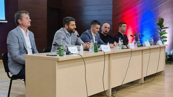 ISTINA JE NA NAŠOJ STRANI: Šapić o rezoluciji Vlade Crne Gore i pokušajima dehumanizacije srpskog naroda