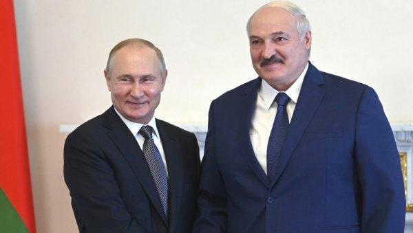 ЧТО ГОТОВИТ ЗАПАД? Лукашенко откровенно о вероломном сценарии рассказал о вводе российской армии в Беларусь