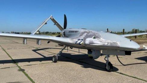 """ORUŽJE ZA """"OBUZDAVANJE"""" RUSIJE: Ukrajinska mornarica dobila turski udarni dron"""