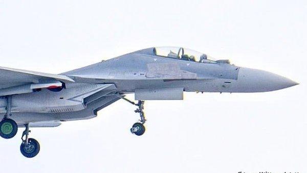 BEIJING RESPONSABLE A LA SOLICITUD DE TAIPEI: China envía 19 cazas y bombarderos a Taiwán