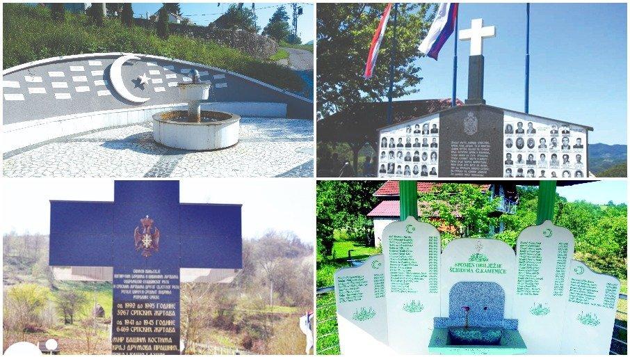 GENOCIDA NIJE BILO: Izveštaj  Nezavisne međunarodne komisije za istraživanje stradanja svih naroda u srebreničkoj regiji