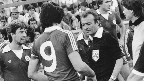 КРАЈ ЈЕ КАДА МАКСА КАЖЕ: Како је Партизан у Љубљани стигао до титуле у последњем колу шампионата 1976.