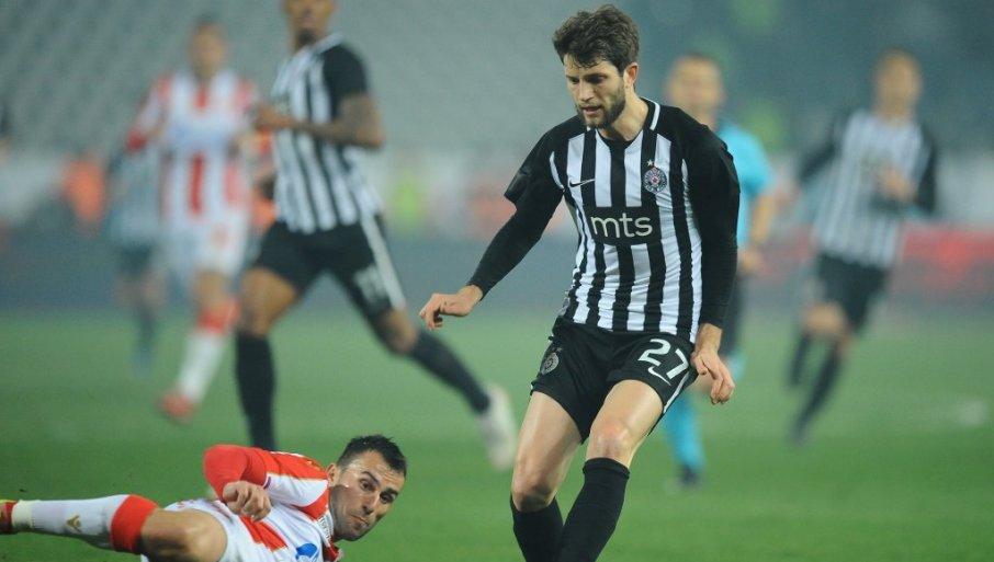 KOSOVIĆ PRED DUEL SA ZVEZDOM: Hvala Partizanu što nam je pružio priliku da se pripremamo pred važnu utakmicu