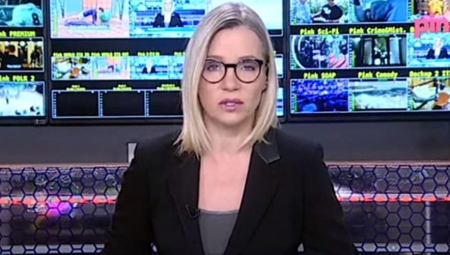 U PROGRAMU UŽIVO SAZNALA DA JOJ SE UBIO PRIJATELJ: Voditeljka pročitala vest, pa u šoku napustila studio! (VIDEO)
