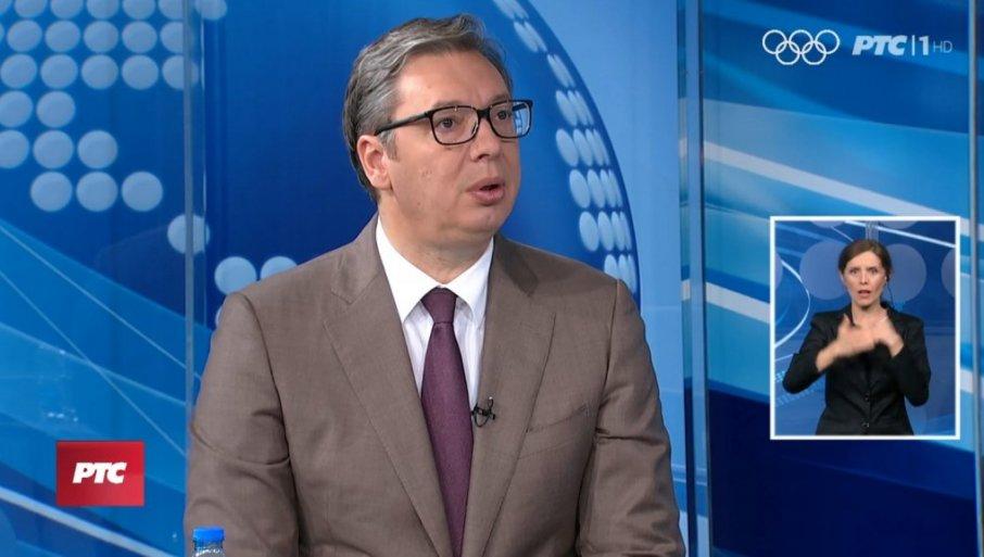 OTVORENI BALKAN JE IDEJA MIRA, BEZBEDNOSTI I STABILNOSTI: Vučić - Mnogo ima da se uradi za godinu i po dana, nadam se da ćemo uspeti u tome