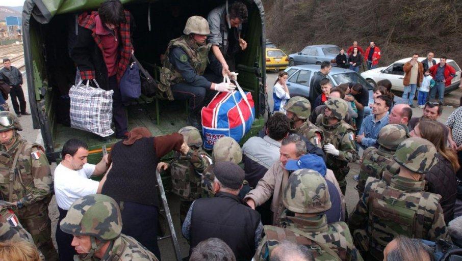 NA KiM SE VRATIO TEK SVAKI OSMI PROGNANIK: U izveštaju OEBS objavljeni alarmantni podaci o sudbini proteranih iz južne pokrajine