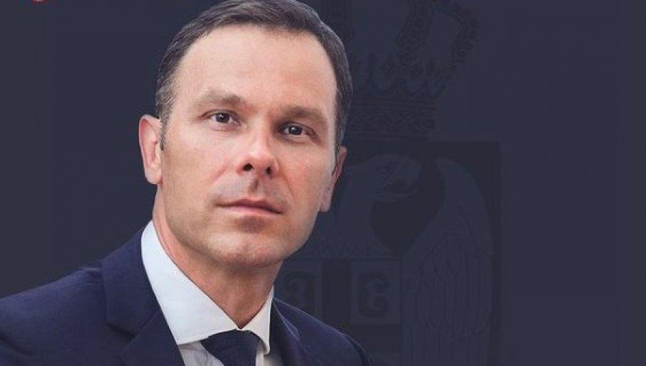 SINIŠA MALI: Podigli smo Srbiju i nastavljamo borbu za bolji život građana