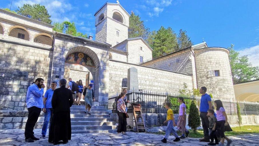 UMESTO DA GA VRATE SPC - MANASTIR DRŽAVNI: Svetinja na Cetinju sačuvana od Komita i CPC, ali nije upisana na Mitropoliju crnogorsko-primorsku