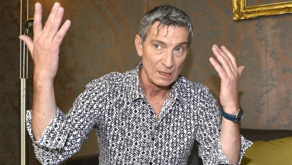 ANTIBIOTICS AND VACCINES ARE LIKE WEALTH: Masimo Savić, for Novosti, before the concert on September 18 at Tasmajdan