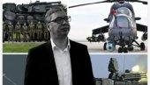 HRVATI SA STRAHOPOŠTOVANJEM O VOJSCI SRBIJE: Bez sumnje Srbija je najsnažnija u regionu