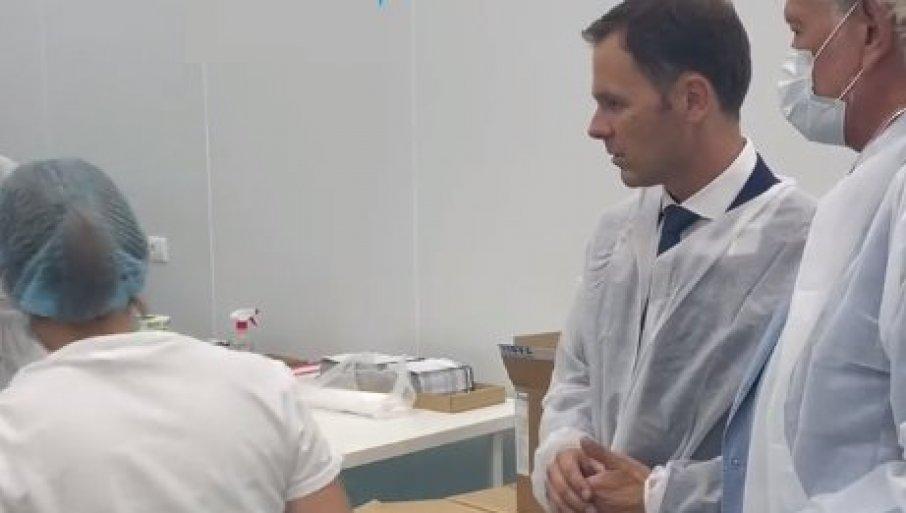 "MINISTAR SINIŠA MALI OBIŠAO ""ESENSU"": Lepe vesti o programu ""Moja prva plata"""