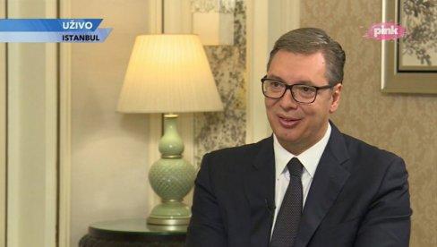 VUČIĆ: Želimo dobre i prijateljske odnose da Bosnjacima ali ne zamerajte što volimo Republiku Srpsku