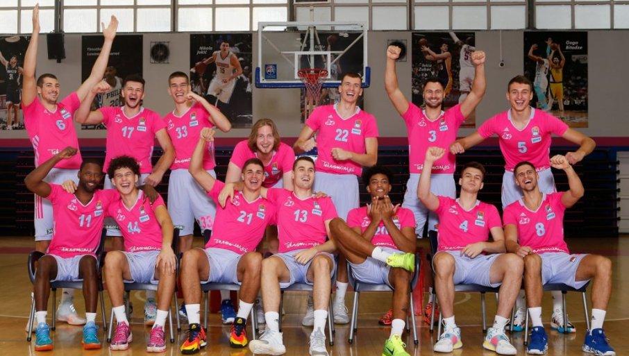 SJAJAN POTEZ: Mega podržala košarkaški klub u kolicima Despot