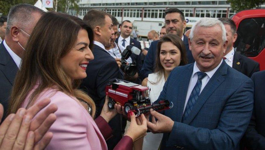 SRBIJA AGRARNI CENTAR REGIONA: U Novom Sadu otvoren 88.  međunarodni poljoprivredni sajam sa više od 800 izlagača