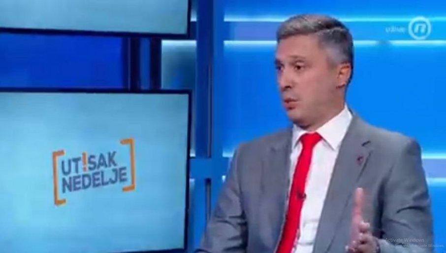 """BOŠKO BESAN NA ĐILASA: Lider """"Dveri"""" o gašenju Saveza za Srbiju (VIDEO)"""