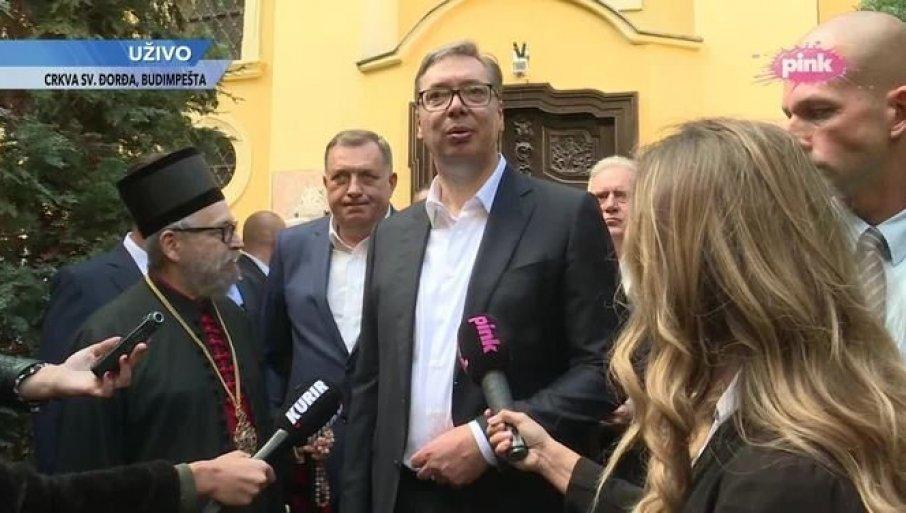 Dodik sa Janšom i Orbanom na desničarskom summitu u Budimpešti 141466_v_f