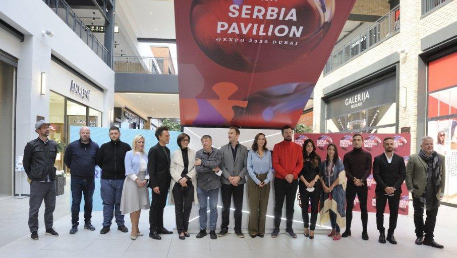 """DA SVET VIDI SRPSKU KREATIVNOST: Sve spremno za nastup Srbije na velikoj Svetskoj izložbi """"Dubai ekspo 2020"""", koja počinje 1. oktobra"""