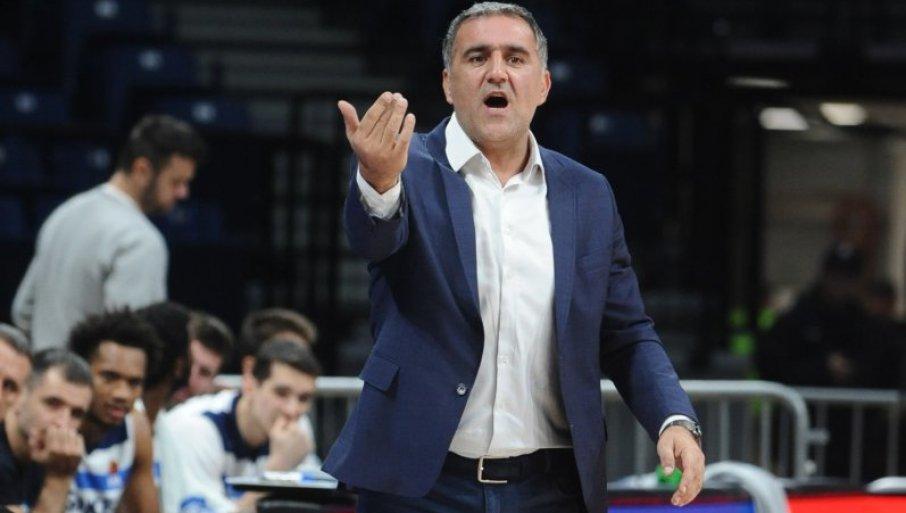 "ABA SA ŽELJKOM 30 ODSTO BOLJA: ""Biće mi čast da vodim utakmicu protiv njega"", kaže trener Igokee Dragan Bajić"