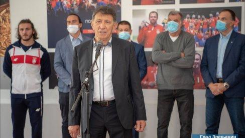 PUT PRAVIH VREDNOSTI: Izložbu u okviru Evropske nedelje sporta otvorio Milorad Stanulov