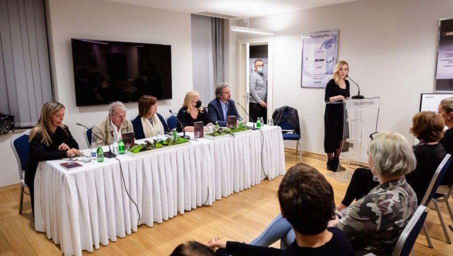 PREDSTAVLJENA PSIHOBIOGRAFIJA CARA DUŠANA: Knjiga poznatog psihijatra i psihoterapeuta, Aleksandra Misojčića, promovisana u hotelu Zepter
