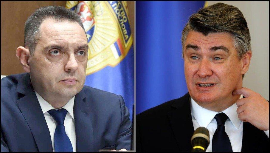 VULIN ŽESTOKO ODGOVORIO MILANOVIĆU: Da je pametniji, ne bi napadao Srbiju!