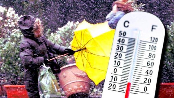WETTERVORHERSAGE SONNTAG, 10. OKTOBER: Bewölkt und kalt, bis zu 12 Grad