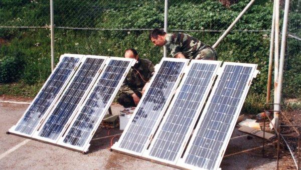 НОВОСТИ ОТКРИВАЈУ: Како су соларни панели 63. падобранске доводили НАТО до лудила
