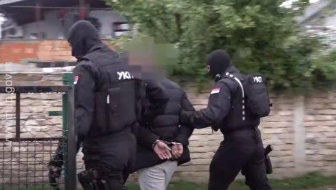 UHAPŠENO OSMORO POLICAJACA: Privedeni pripadnici PS U Kuršumliji