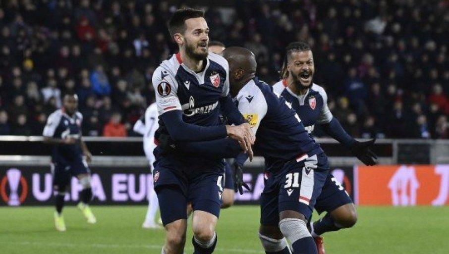 ZVEZDA OSTVARILA REKORDAN PLASMAN NA UEFA LISTI: Crveno-beli doživeli skok, ostavili iza sebe veliki Milan
