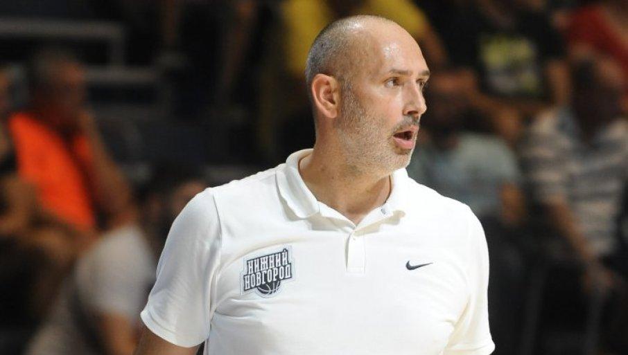 ZVANIČNO: Srpski košarkaški trener preuzeo selekciju Rusije