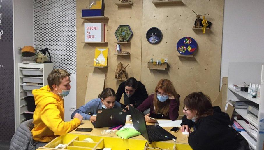 IZLOŽBA UČENIČKIH RADOVA: U Muzeju nauke i tehnika projekti srednjoškolaca