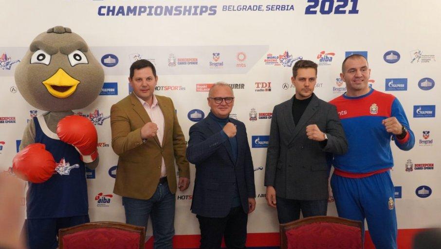 PROMOCIJA DRŽAVE: Otvaranje 21. bokserskog SP u nedelju