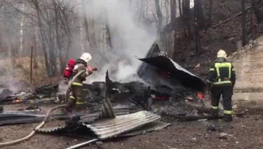 POGINULA CELA SMENA RADNIKA: U požaru u fabrici eksploziva  u Rusiji 16 mrtvih