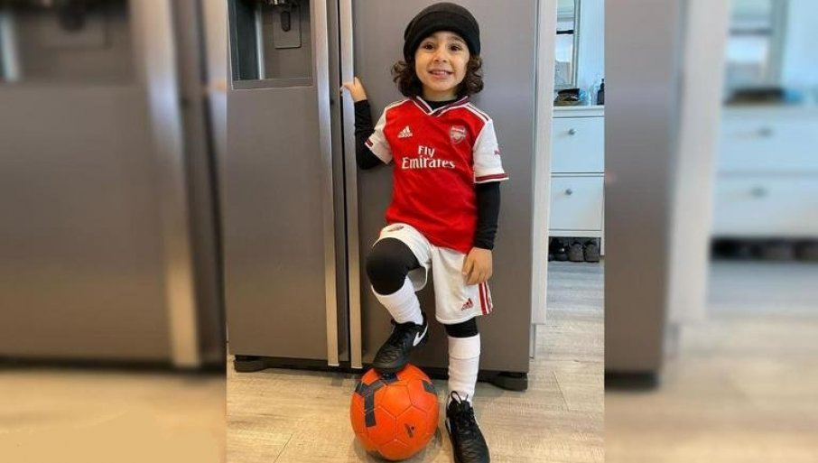 SKAUTIRALI ČETVEROGODIŠNJAKA: Arsenal pronašao novog Mesija - u vrtiću?! (VIDEO)