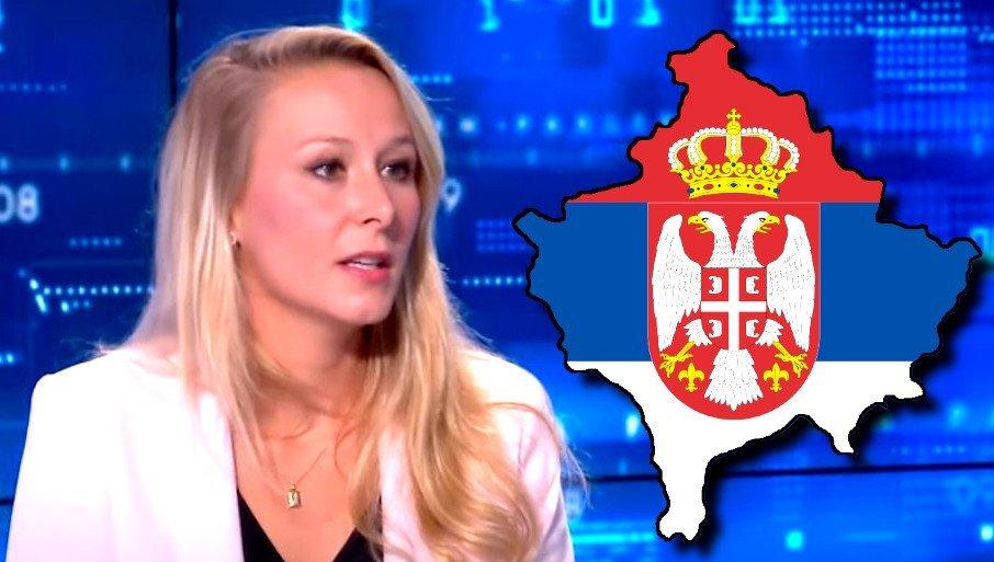 SRPSKU PRAVOSLAVNU ZEMLJU KOLONIZOVALI ALBANCI: Marion Le Pen upozorava - Pogledajte šta se desilo na Kosovu (VIDEO)
