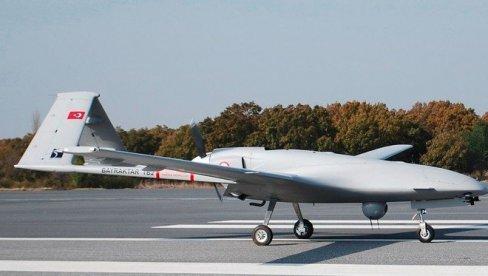 """KIJEV PRVI PUT KORISTIO """"BAJRAKTAR"""":  Vojna akcija dronom nabavljenim od Turske završena uništavanjem ruskog oružja"""